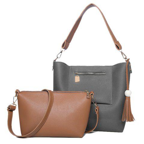 Cheap Tassel Wood Ball Shoulder Bag and Crossbody Bag