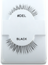 Lengthen False Eyelashes - BLACK
