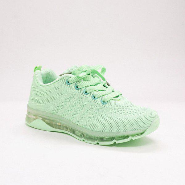 Chic Mesh Breathable Athletic Shoes