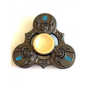 Zhuge Liang Focus Toy Finger Gyro Triangle Fidget Spinner