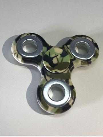 Shops Camouflage Finger Gyro Focus Toy Hand Spinner - ARMY GREEN CAMOUFLAGE  Mobile