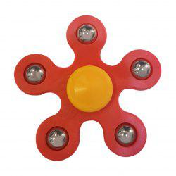 Focus Toy Ball Bearing Fidget Spinner - PEARL KUMQUAT