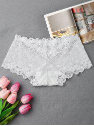 Lace See Thru Panties -