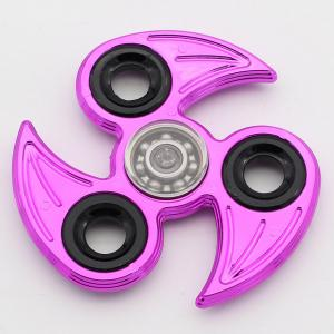 Cartoon Hot Wheel Fidget Spinner Stress Relief Finger Gyro -