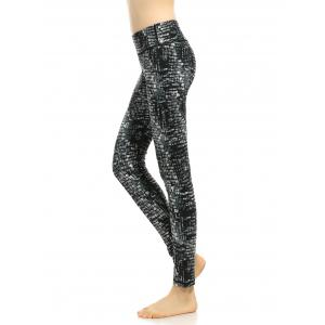High Waist Quick Dry Funky Gym Leggings