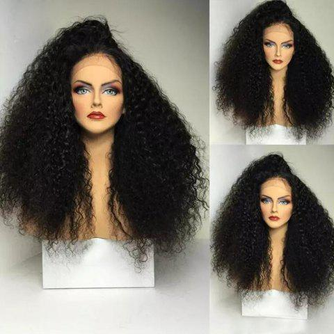 Shop Side Part Shaggy Long Afro Curly Lace Front Synthetic Wig