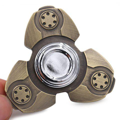 Latest Stress Relief Toy Triangle Fidget Metal Spinner