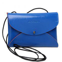 Envelope Mini Crossbody Bag - BLUE