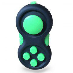 Soulagement de stress EDC Finger Toy Fidget Pad Gamepad -