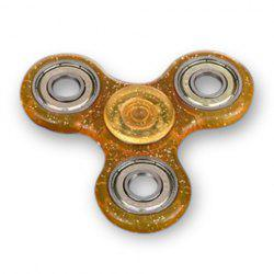Plastic Focus Toy EDC Finger Gyro Stress Relief Fidget Spinner