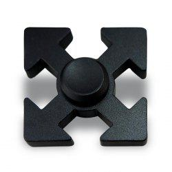 Arrows Shaped Hand Plaything EDC Fidget Spinner