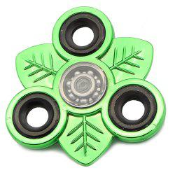 Leaves EDC Toy Stress Relief Finger Gyro Fidget Spinner -