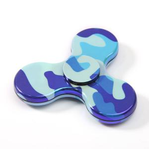 Focus Toy Colorful Triangle Fidget Spinner -