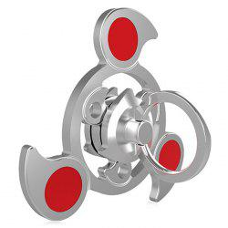Anti-Stress Toy Fidget Spinner with Ring Stand