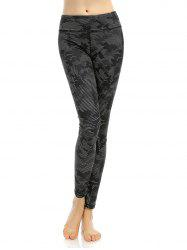 Plaid Sports Leggings