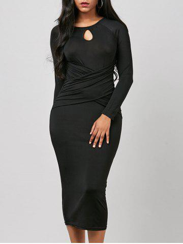 Robe Bodycon Noir M