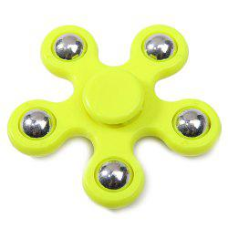 Flower Shape Stress Relief Toy Fidget Spinner Finger Gyro