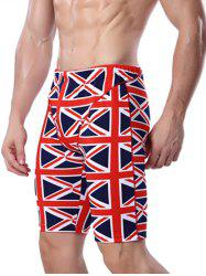 Union Jack Quad Shorts