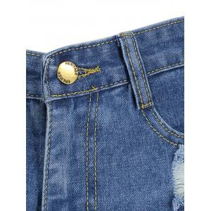 Short Shorts Denim - Bleu M