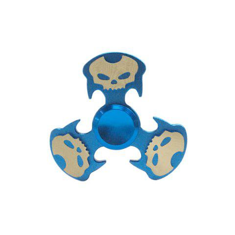 Affordable Metal Cool Skull Focus Toy Hand Fidget Spinner