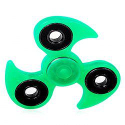 Glow In The Dark Fidget Spinner EDC Fiddle Toy