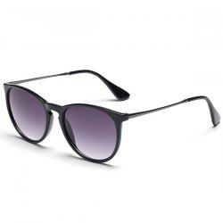 Mirrored Vintage Anti UV Driver Sunglasses