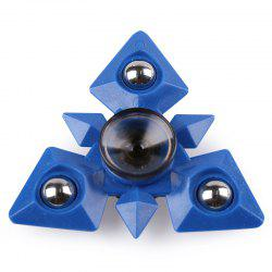 Fiddle Toy Metal Balls Triangle Finger Gyro Hand Spinner