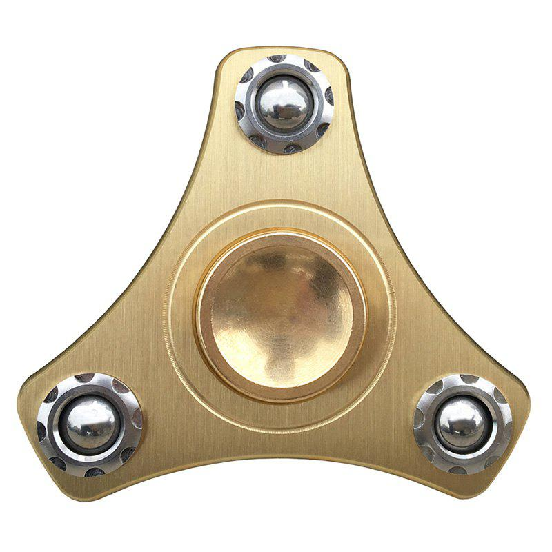 EDC Fidget Hand Tri-Spinner Toy Relaxation Gift