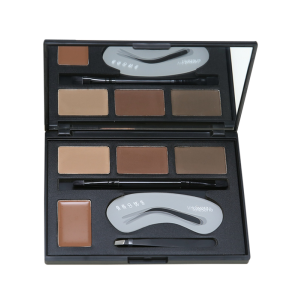 4 Color Matte Eyebrow Beauty Makeup Kit