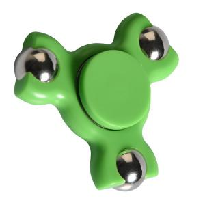 Triangle Ball Bearing Fidget Spinner - GREEN