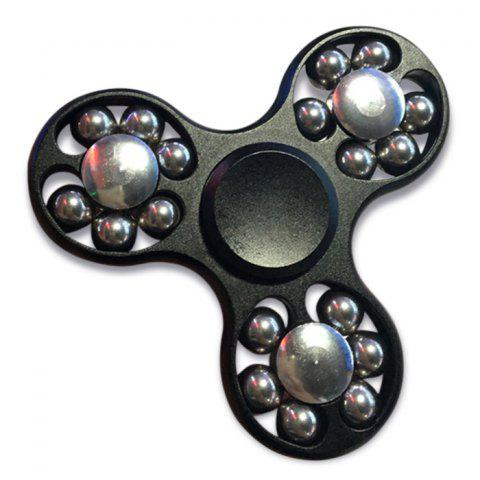 Latest Metal Fidget Toy Hand Spinner with Rolled Beads