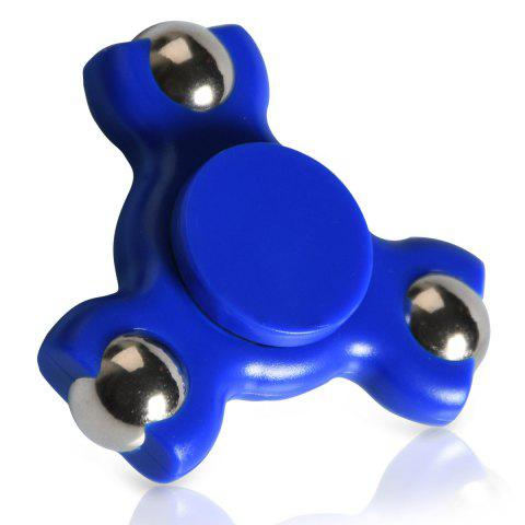 Unique Triangle Ball Bearing Fidget Spinner