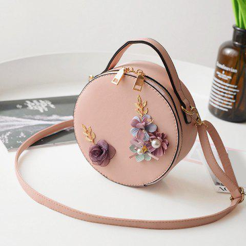 Store Flowers Canteen Cross Body Bag PINK
