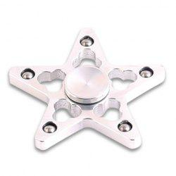 Star Shaped EDC Fidget Spinner Finger Gyro Stress Reducer