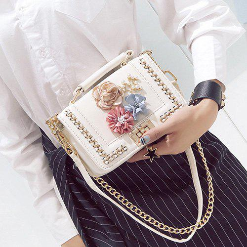 Flowers Crossbody Bag