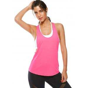 Racerback Work Out Layering Running Tank Top -