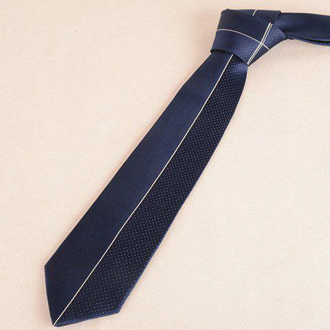 Buy Tiny Dot Pinstriped Mulberry Silk Tie - CADETBLUE  Mobile