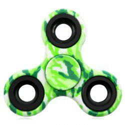 Stress Relief Toy Camouflage EDC Finger Gyro Fidget Spinner