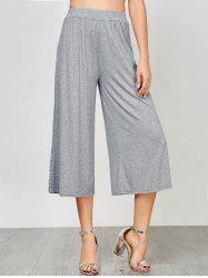 Ninth High Waisted Palazzo Pants
