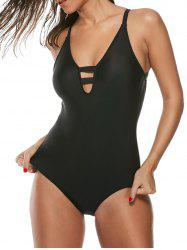Strappy Criss-Cross Swimsuit