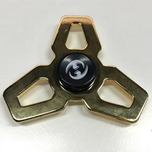 Anti Stress Triangle Metal Finger Spinner -