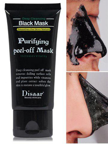 Affordable Blackhead Remover Peeling Peel Off Mask BLACK