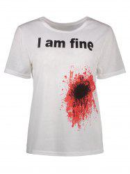 I AM FINE Graphic Tee