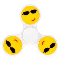Fiddle Toy Stress Reliver Emoticon EDC Fidget Spinner -
