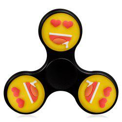 Anti-Stress Plaything Funny Emoticon EDC Fidget Spinner -