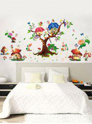 Cartoon Elf Removable Nursery Wall Sticker