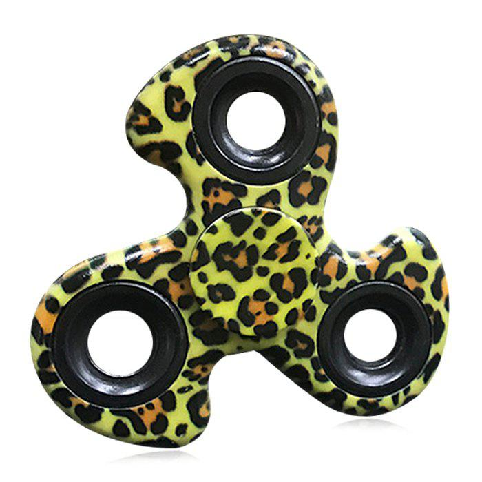 Fiddle Toy EDC Stress Reliver Patterned Fidget Spinner