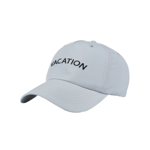 Letters Embroidered Waterproof Baseball Hat - Light Gray