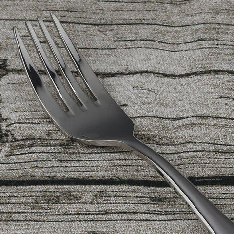 Store Stainless Steel Flatware Table Fork Spoon Knife Teaspoon - TABLE FORK STAINLESS STEEL Mobile
