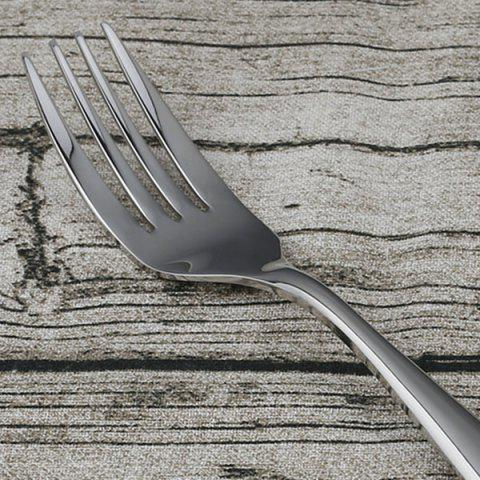 Latest Durable Stainless Steel Household Flatware - TABLE FORK STAINLESS STEEL Mobile